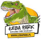 Łeba Park Rodzinny Park Rozrywki LOGO kolor